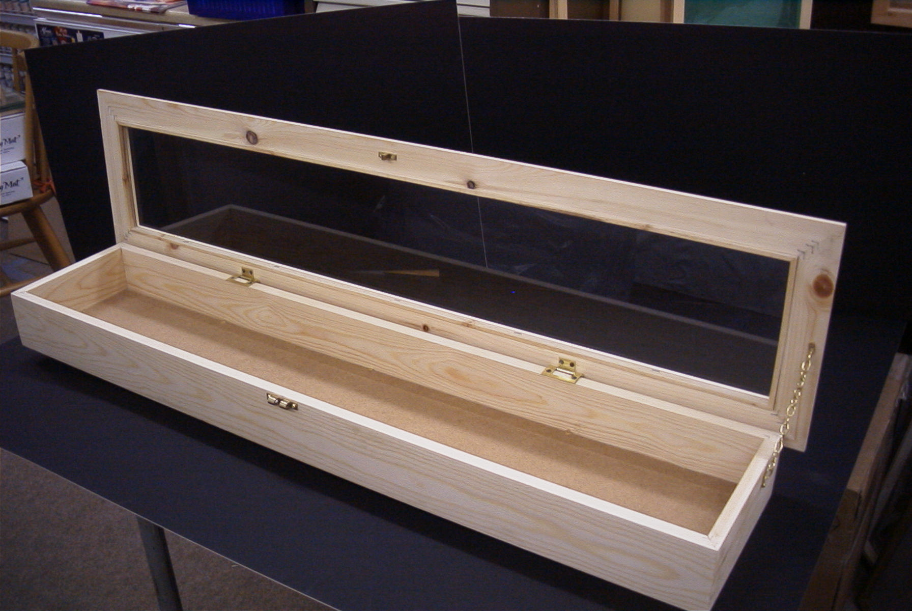 Stablewoods Specialise In Producing Box Frames Made From